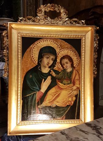 Petit Pèlerinage au Vatican. 1110