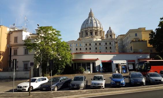 Petit Pèlerinage au Vatican. 210