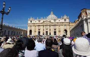 Petit Pèlerinage au Vatican. 311