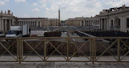 Petit Pèlerinage au Vatican. 510