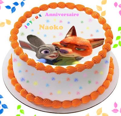 Bon Anniversaire, Naoko Annive10