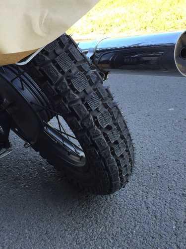 Taille des pneus sur TS 125  _57_310