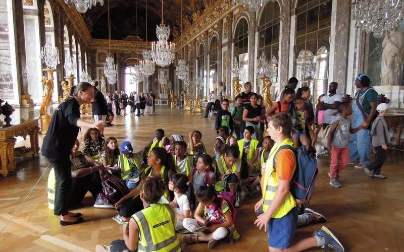 Versailles : un Lundi enchanté pour les enfants sans vacances 59940710