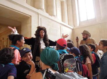 Versailles : un Lundi enchanté pour les enfants sans vacances 5b2f0a10