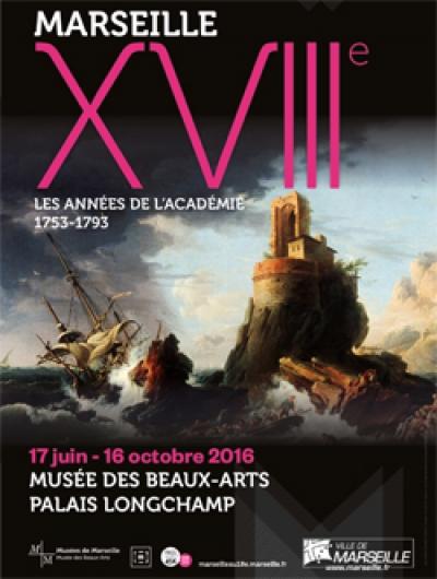 """Exposition """"Marseille XVIIIème"""" Dpmars10"""