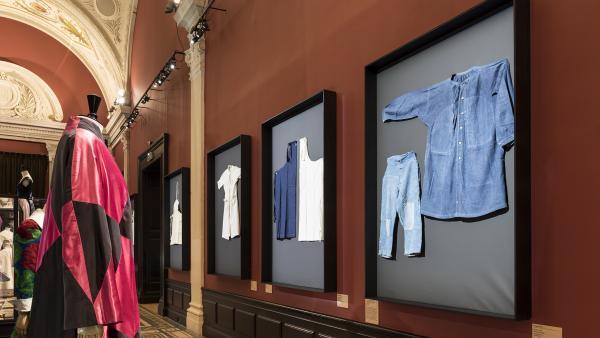 """Expo """"Anatomie d'une collection"""" au Palais Galliera Gallie10"""