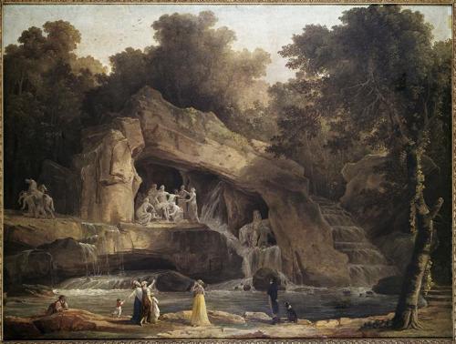 Vues anciennes du Château de Versailles et de son Domaine - Page 2 Tumblr14
