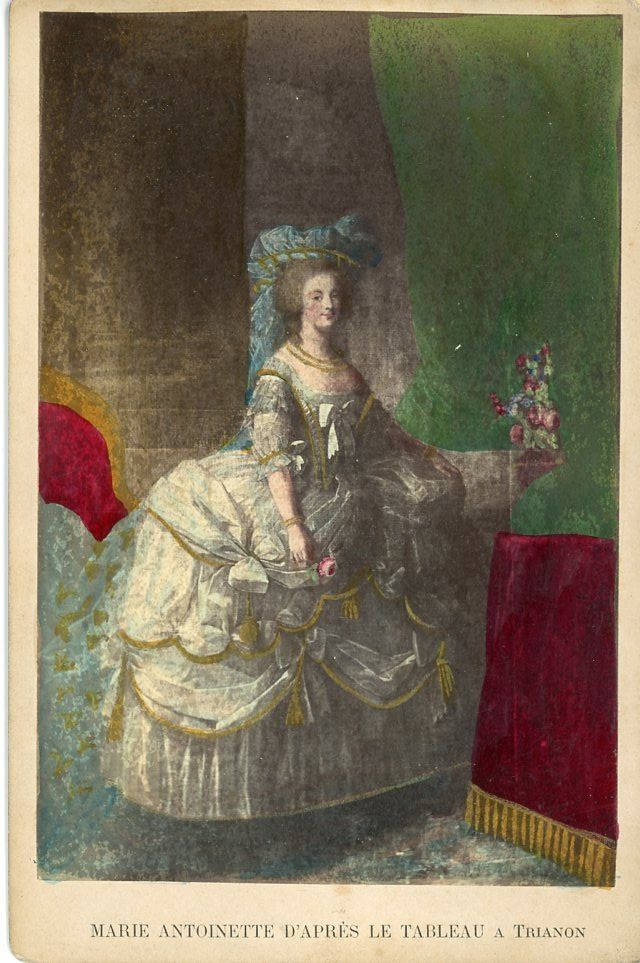 Portrait de la Reine 1778 - Page 3 Ztaill11