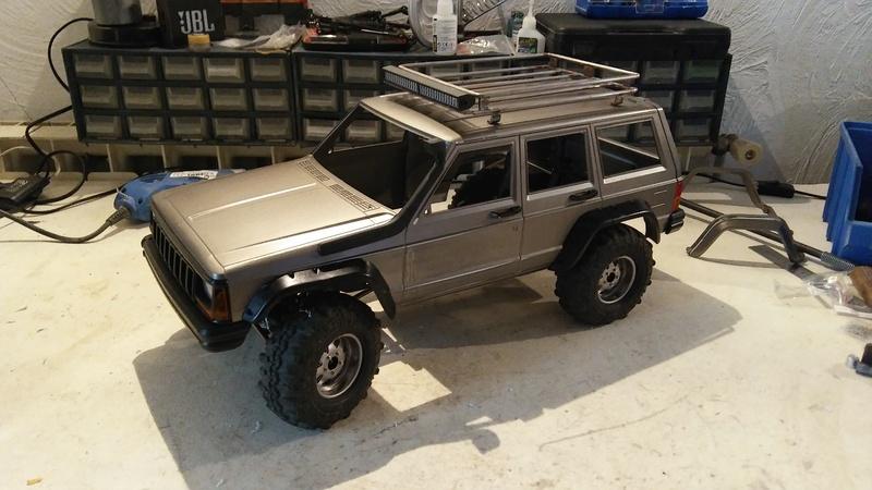 Jeep XJ Cherokee... Enfin! - Page 3 20160824