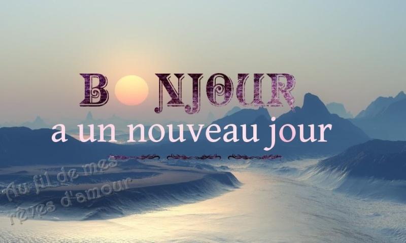 Pour se dire Bonjour - Page 6 Bonjou10