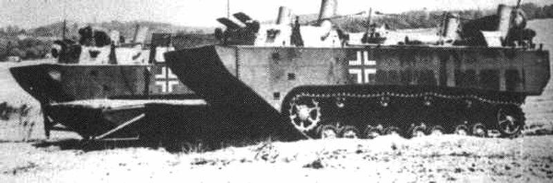 German Land-Wasser schlepper II prototype [1/35° de HobbyBoss] 2-lws-10