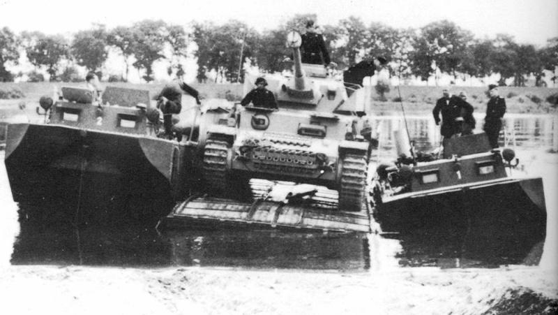 German Land-Wasser schlepper II prototype [1/35° de HobbyBoss] 2-lws-11