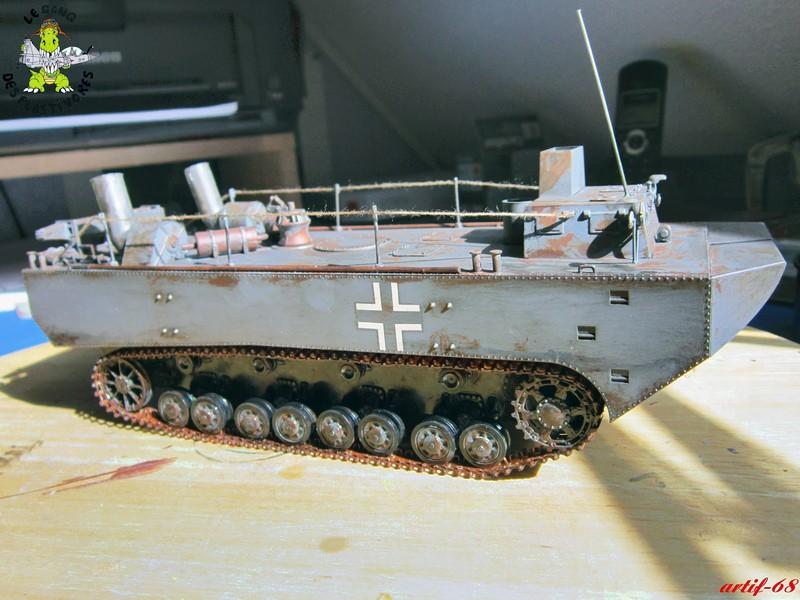 German Land-Wasser schlepper II prototype [1/35° de HobbyBoss] Img_4530