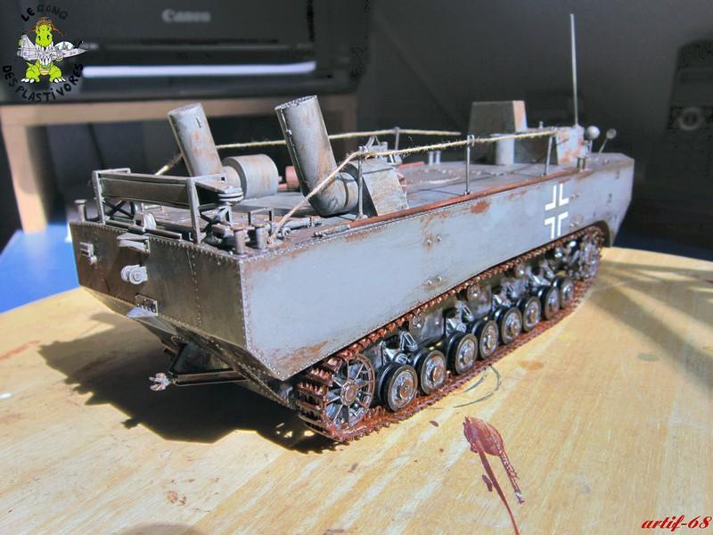 German Land-Wasser schlepper II prototype [1/35° de HobbyBoss] Img_4531