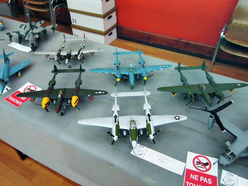 P-38/F-5E Lightning (rajout des 4 zings) - Page 2 Img_4610