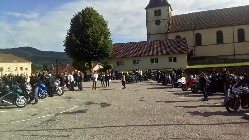 C.R. Rallye gourmand Vosges Moto Evasion. Rallye13