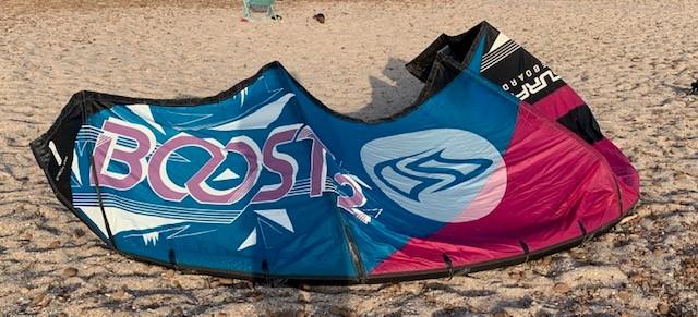 [VENDU] Vends Flysurfer Boost 2 7m + barre + sac 250€ Boost_10