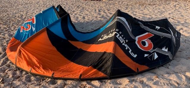 [VENDU] Vends Flysurfer Boost 2 9m + barre + sac + pompe 300€ Boost_13