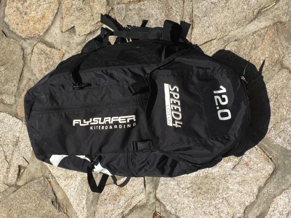 [Vendu] Flysurfer Speed4 Lotus 12m nue - 500€ Img_3913