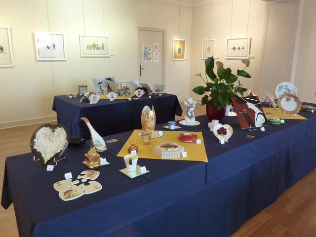 Quelques photos de mon expo. - Page 2 P1160412