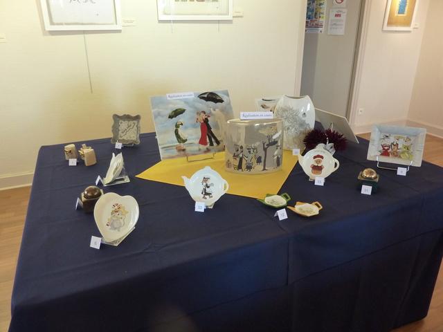 Quelques photos de mon expo. - Page 2 P1160415