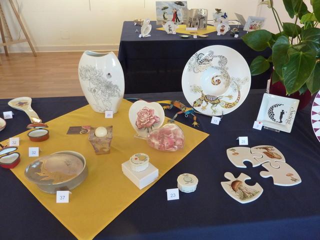 Quelques photos de mon expo. - Page 2 P1160417