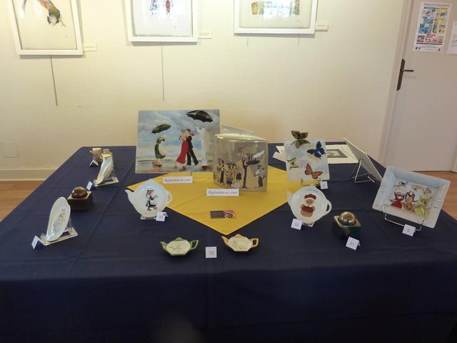 Quelques photos de mon expo. - Page 2 P1160418