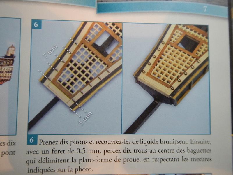 """Construction du """"Sovereign of the Seas"""" (SotS) au 1/84 (Partie 2)  - Page 23 Dscn4118"""
