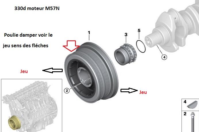 [ Bmw e46 330d M57 an 2003 ] bruit anormal sous le véhicule  11_m5710