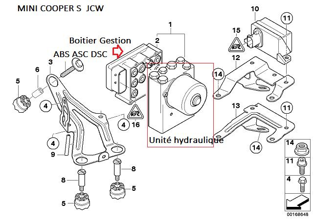 [ Mini Cooper S jcw R.53 an 2006 ] Perte de puissance 34_min10