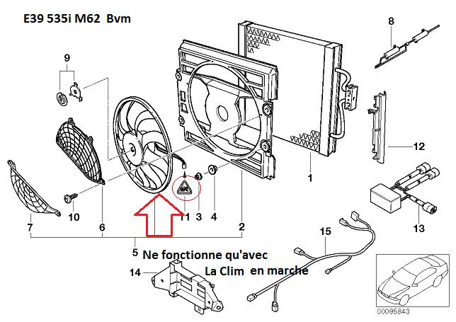 [ BMW E39 535i V8 M62 an 1997 ] Problème sur le circuit de refroidissement (résolu ) - Page 2 64_e3910
