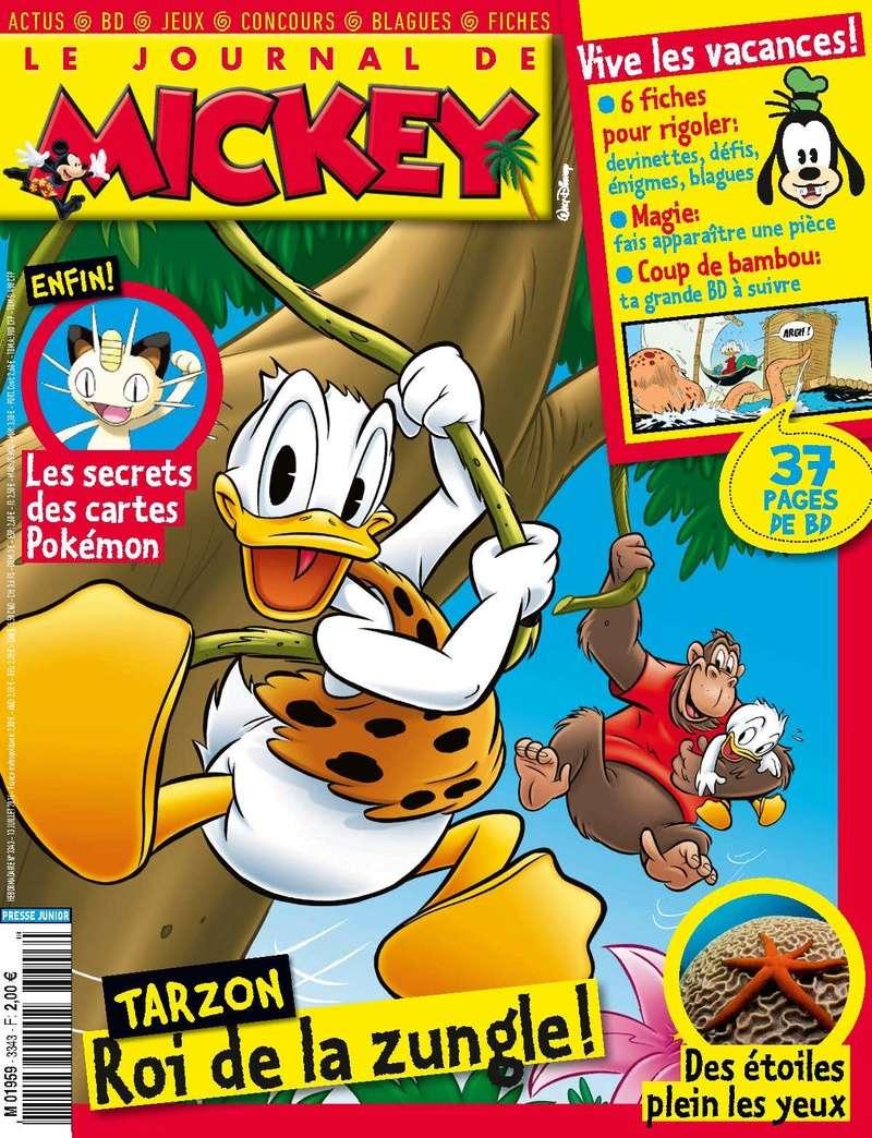 Le Journal de Mickey n°3343 Journa10