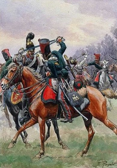 Grenadier 15e régiment Infanterie de la ligne Espagne 1807 MM 54m (modifications)  85c9e210