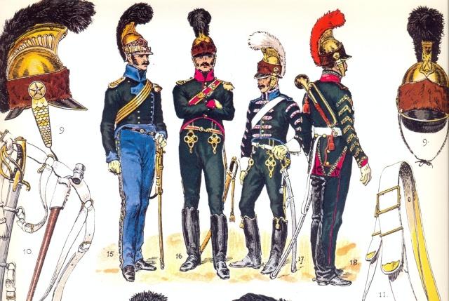 Trompette de Hussards du 7ème Régiment à Waterloo. - Page 3 Numyri10