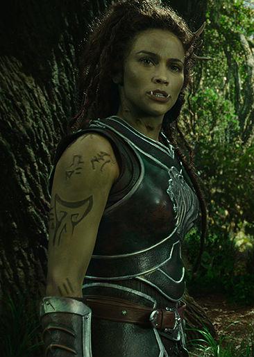 Tiểu sử về các nhân vật Orc Garona10