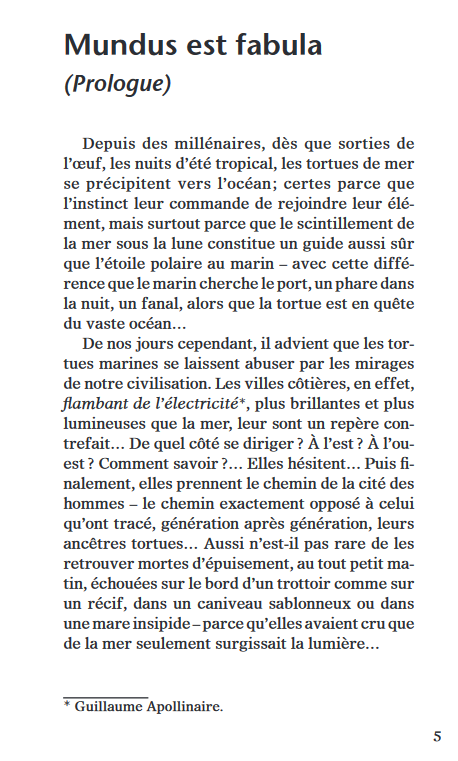 """Mundus est fabula"" Captur10"