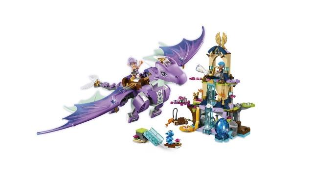(Produit dorénavant indisponible) Juin 2016 - LEGO® 41178, Le Sanctuaire Du Dragon. 81mxsa10