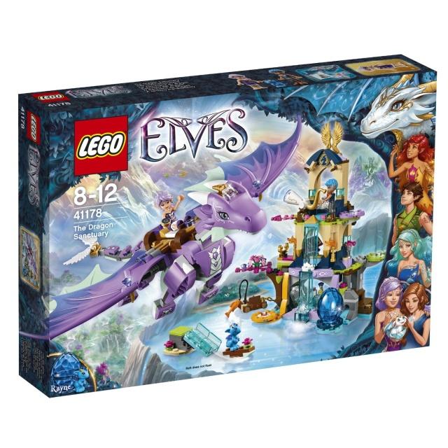 (Produit dorénavant indisponible) Juin 2016 - LEGO® 41178, Le Sanctuaire Du Dragon. 912a4210