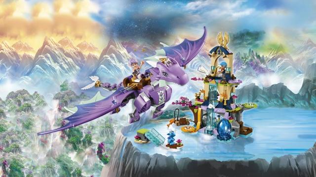 (Produit dorénavant indisponible) Juin 2016 - LEGO® 41178, Le Sanctuaire Du Dragon. Lego_412