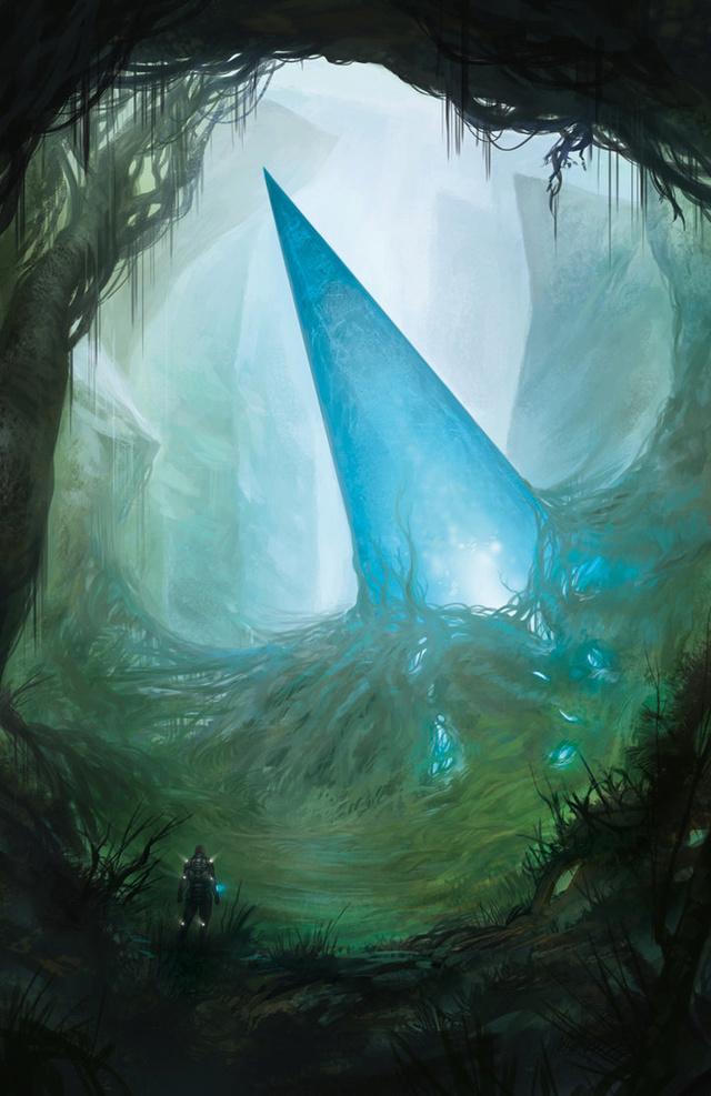 Quête - Le Grand cristal Mephis10