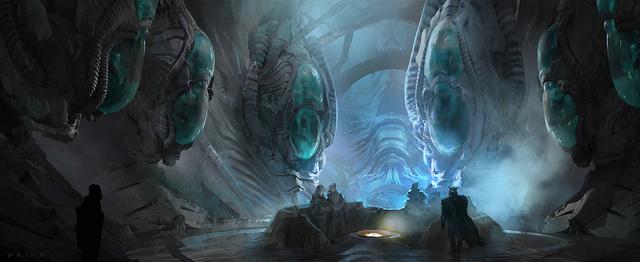 Quête - Ruines aliens Michae10