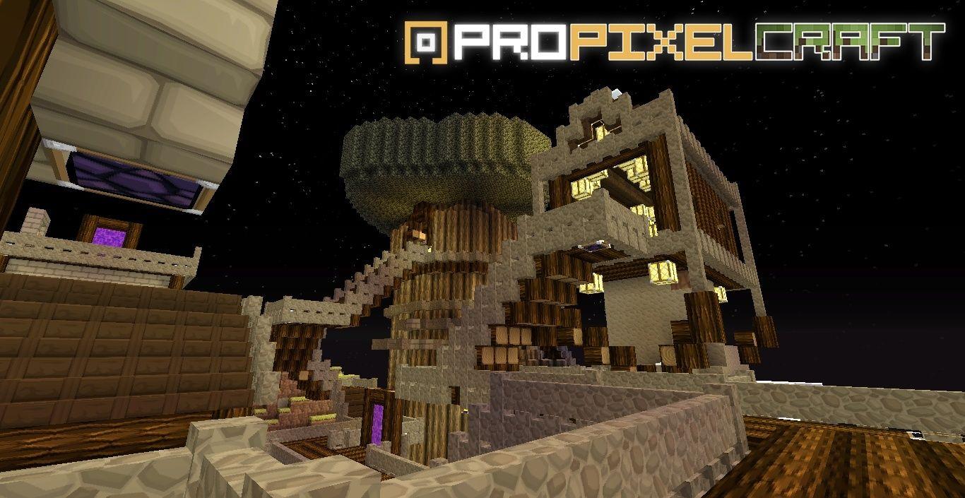 [Inauguração] ProPixel Craft 1.7.2 [Novo] 2016-012