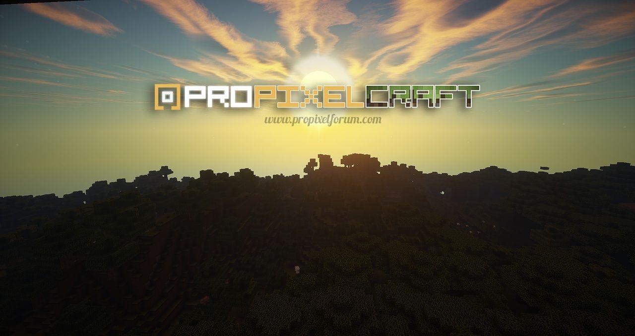 [Inauguração] ProPixel Craft 1.7.2 [Novo] Minecr10
