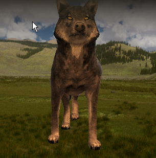 WolfQuest 2.7 is a blessing \o/ 2016-010