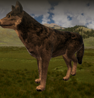 WolfQuest 2.7 is a blessing \o/ 2016-011