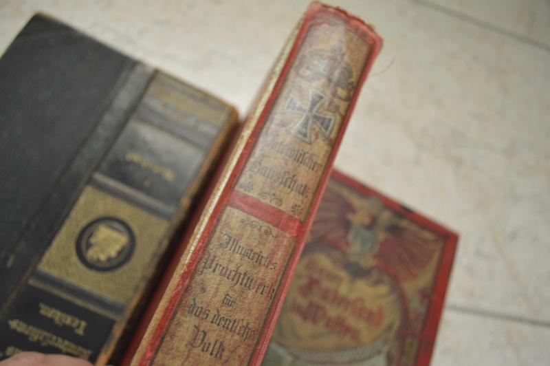 Ancien livre Allemand/Prusse. _dsc0724