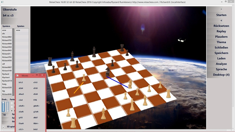 RelaxChess 16.00 (new version including analitics module) Relaxc10