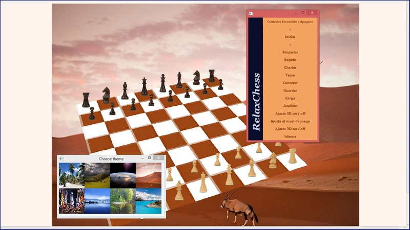 RelaxChess 16.50 5 tuned to win Relaxc11