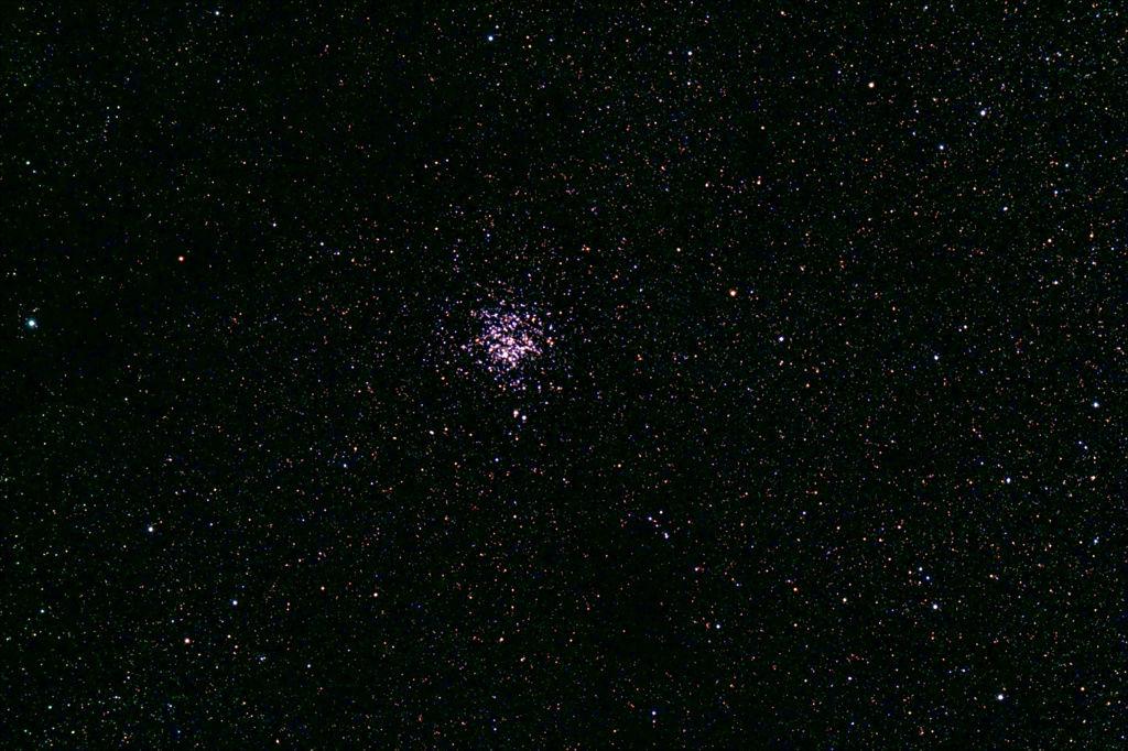 Amas ouvert NGC 6705 (M11) amas du Canard Sauvage Ngc67010