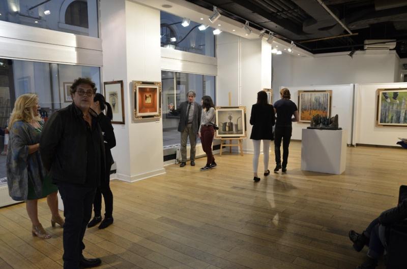 Personale alla PALL MALL Gallery - London - 20 Giugno - 2 Luglio 2016 Bf833a10